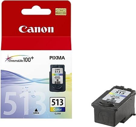 Canon CL-511 Cartucho de tinta original Tricolor para Impresora de ...