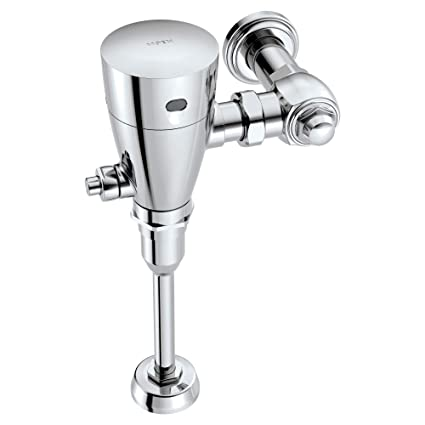 Moen 8315 M-Power 3/4-Inch Urinal Battery Powered Exposed Sensor-Operated  Electronic Flush Valve  5 gpf, Chrome