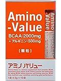 大塚製薬 アミノバリュー サプリメントスタイル 4.5g×10袋
