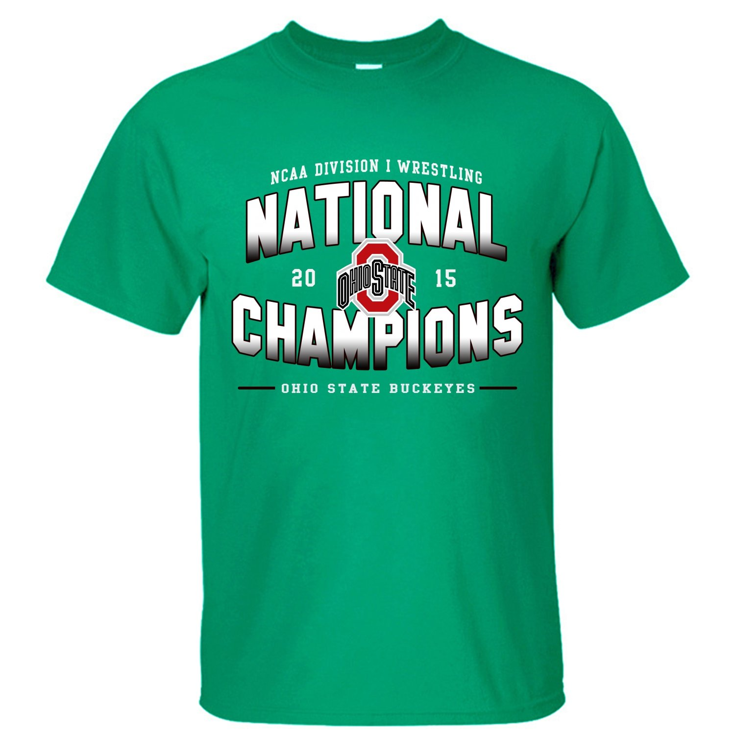 ohio state wrestling national champions shirt