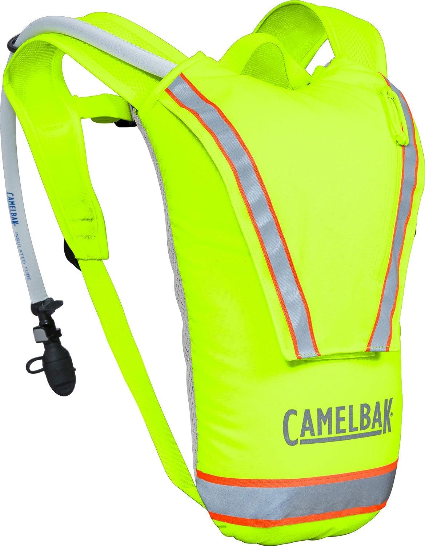 Mil-Spec Crux Reservoir 2.5L CamelBak Hi-Viz Hydration Pack with 85oz