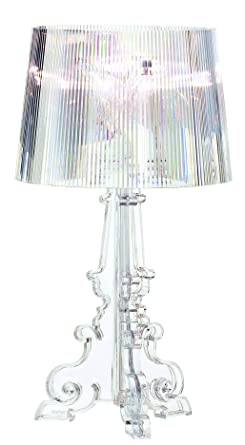 Charmant Kartell Lampe De Table Bourgie Crystal