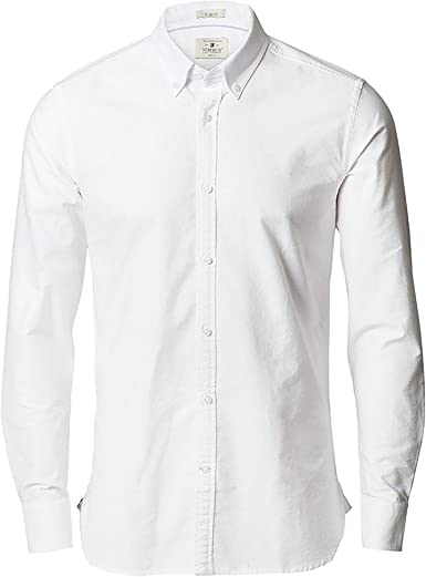 Nimbus Camisa de Manga Larga Modelo Rochester Para Hombre ...