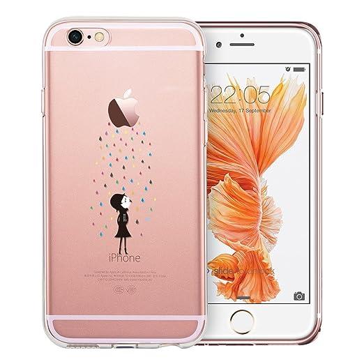 3 opinioni per Custodia per iPhone 6s,ESR Soft Gel Cover iPhone 6 in Silicone Case