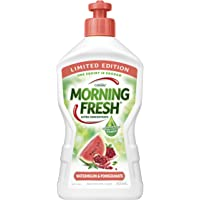 Morning Fresh Limited Edition Watermelon and Pomegranate Dishwashing Liquid, Watermelon and Pomegranate 400 milliliters