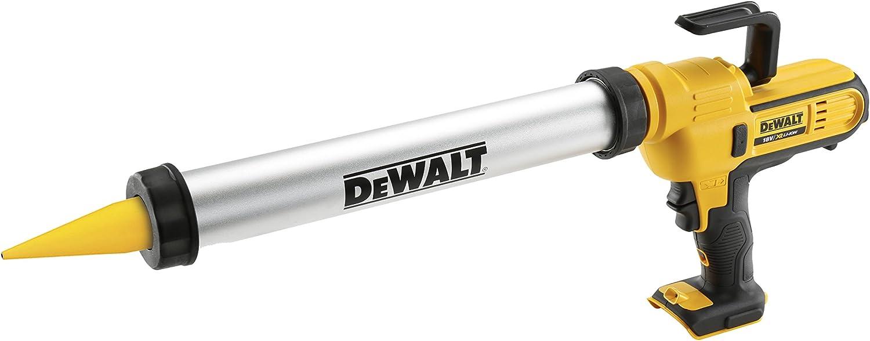 DeWalt DCE580N-XJ Pistola químicos XR 18V 600ml sin Cargador/batería, Negro