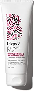 product image for Briogeo Farewell Frizz Blow Dry Perfection & Heat Protectant Cream By for Unisex - 4 Ounce Cream, 4 Ounce