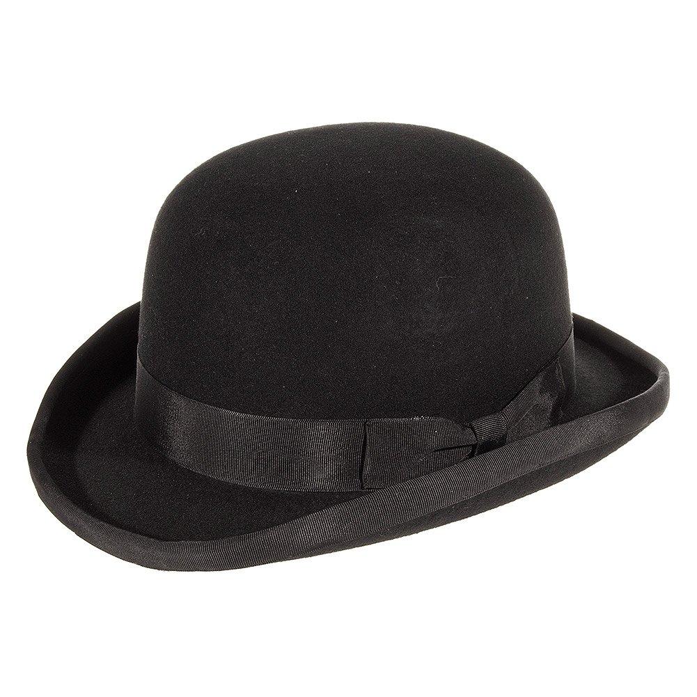 Major Wear Bowler Hat (Black)