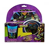 Teenage Mutant Ninja Turtles 3 Piece Dinnerware