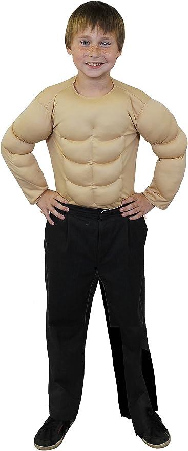 I LOVE FANCY DRESS LTD Camiseta musculosa para niños, disfraz ...