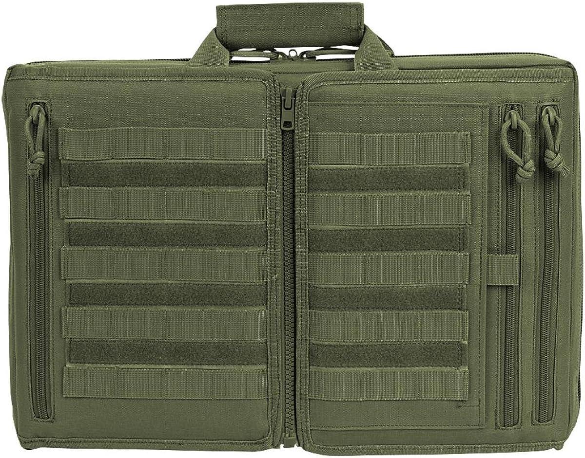 "VooDoo Tactical 15-9752 17"" Deluxe Laptop Backpack Desk, for Travel/EDC"