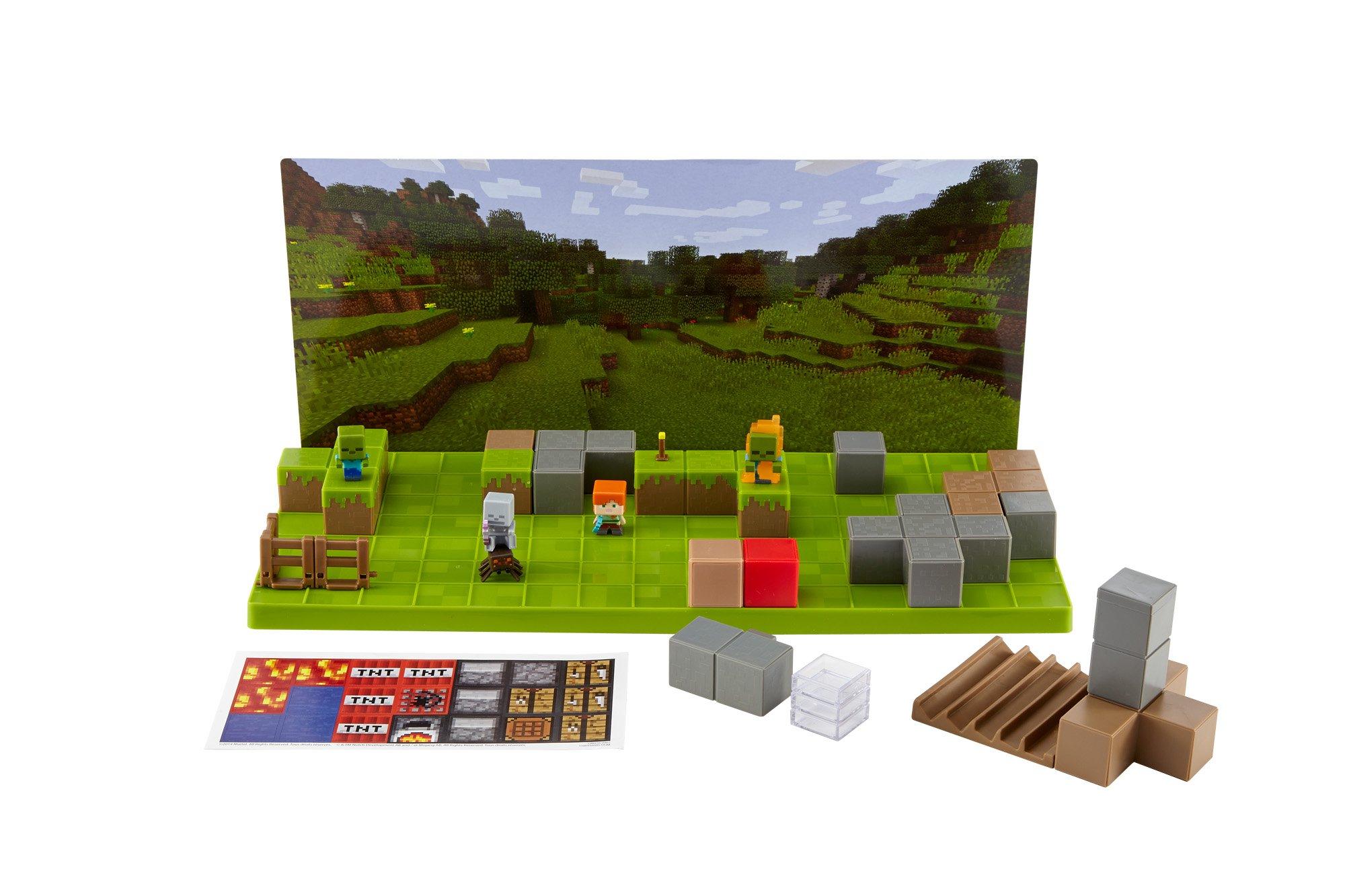 Minecraft Stop Motion Movie Creator Playset