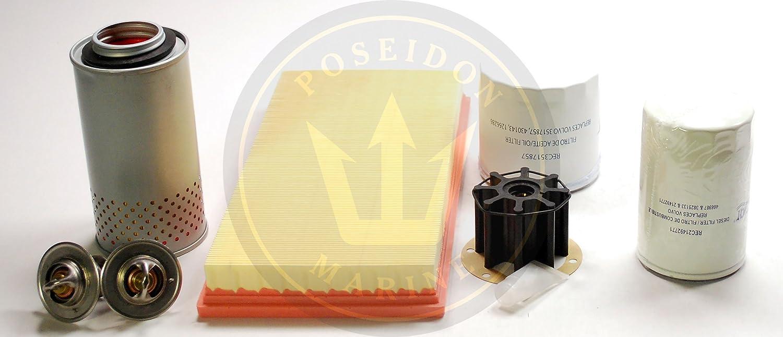 service kit for volvo penta kad32 ro: 3517857 21492771 3831424 876185  3841697 876069, engine spare part kits - amazon canada