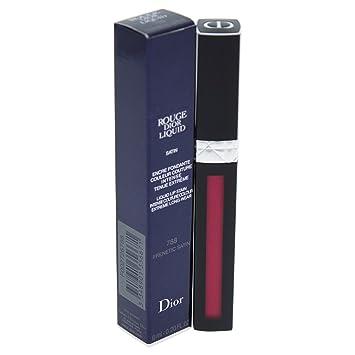 Amazon.com: Rouge – Dior Liquid Lip mancha/0,2 oz. frenetic ...