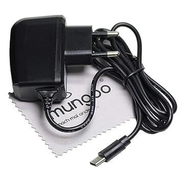 Mungoo - Cargador para GoPro Hero 5 (USB Tipo C, Cable de ...