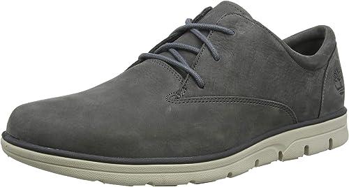 Homme Bradstreet Timberland ToeSneakers Plain Basses MVzSqUp