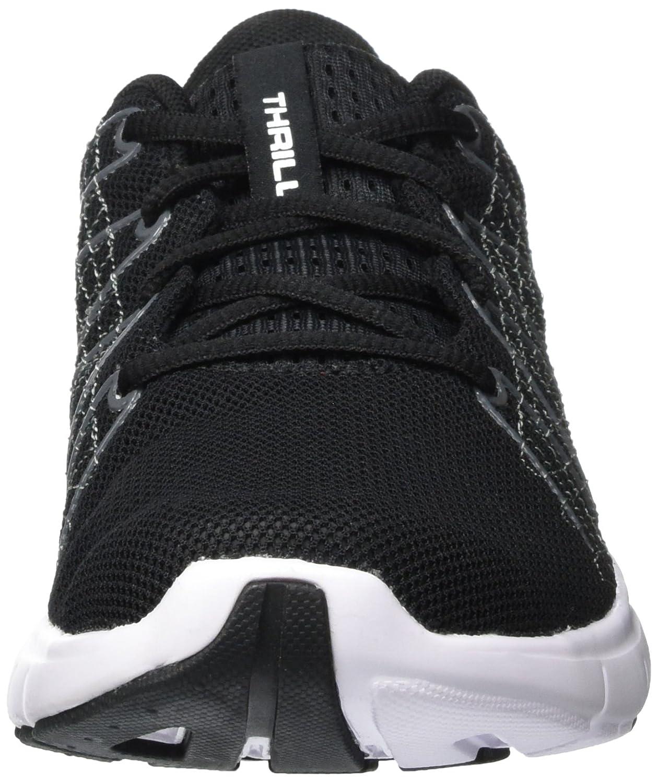 Les Hommes Sur Le Pouce Chaussures De Course Glisse-précis, Noir, 40 Eu Skechers
