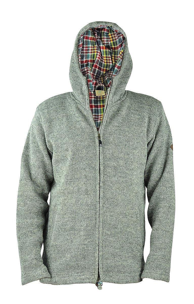 Chaqueta virblatt para hombres de revestimiento de lana en ...
