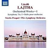 László Lajtha: Orchestral Works, Vol. 1