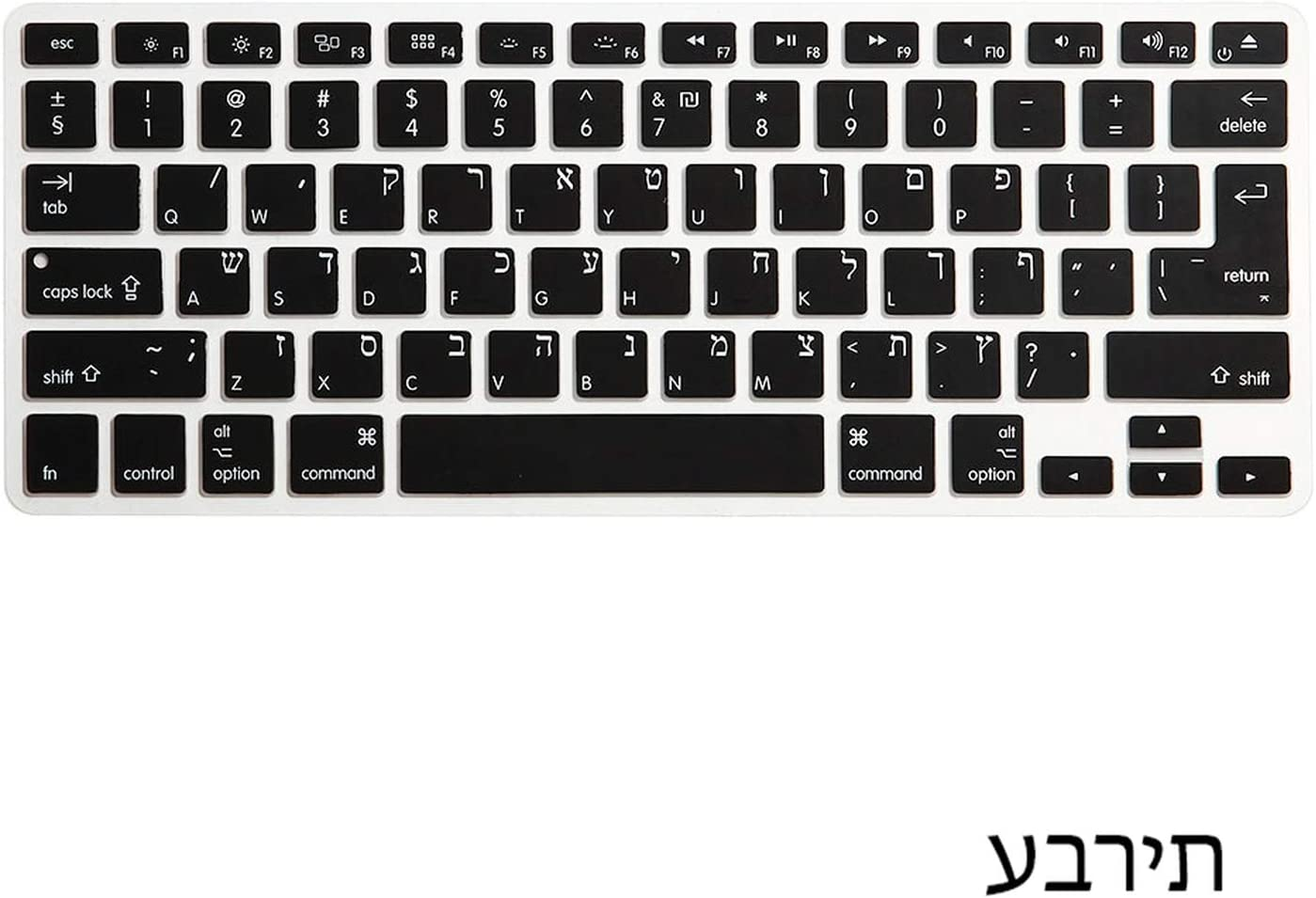 Universal Us EU Silicon Multiple Languages Keyboard Cover for MacBook Pro 13.3 Air 13 15 Retina Inch Russian Protective Film,Spain