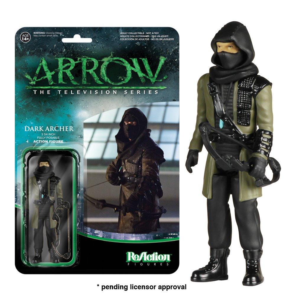 Product Arrow Dark Archer Action Figure 5365 Misc Funko Reaction