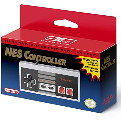 Year-End Bargain Sale ** Nes Classic Edition ** Box Only **with Packaging Material ** Box Only