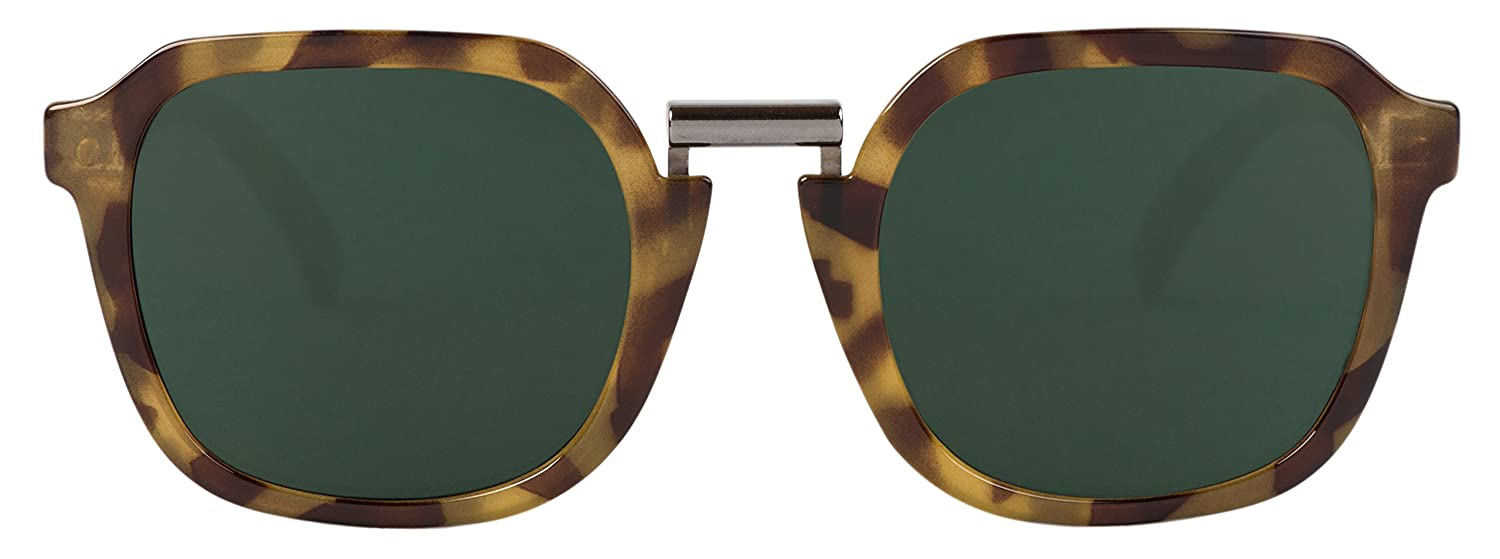 MR, High-Contrast tortoise bushwick with classical lenses - Gafas De Sol unisex multicolor (carey), talla única