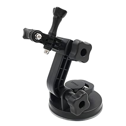 Suction Cup Car Mount for Gopro Hero 7 6 5 4 3 2 Fusion Gopro Hero Session  Action Cameras Accessories