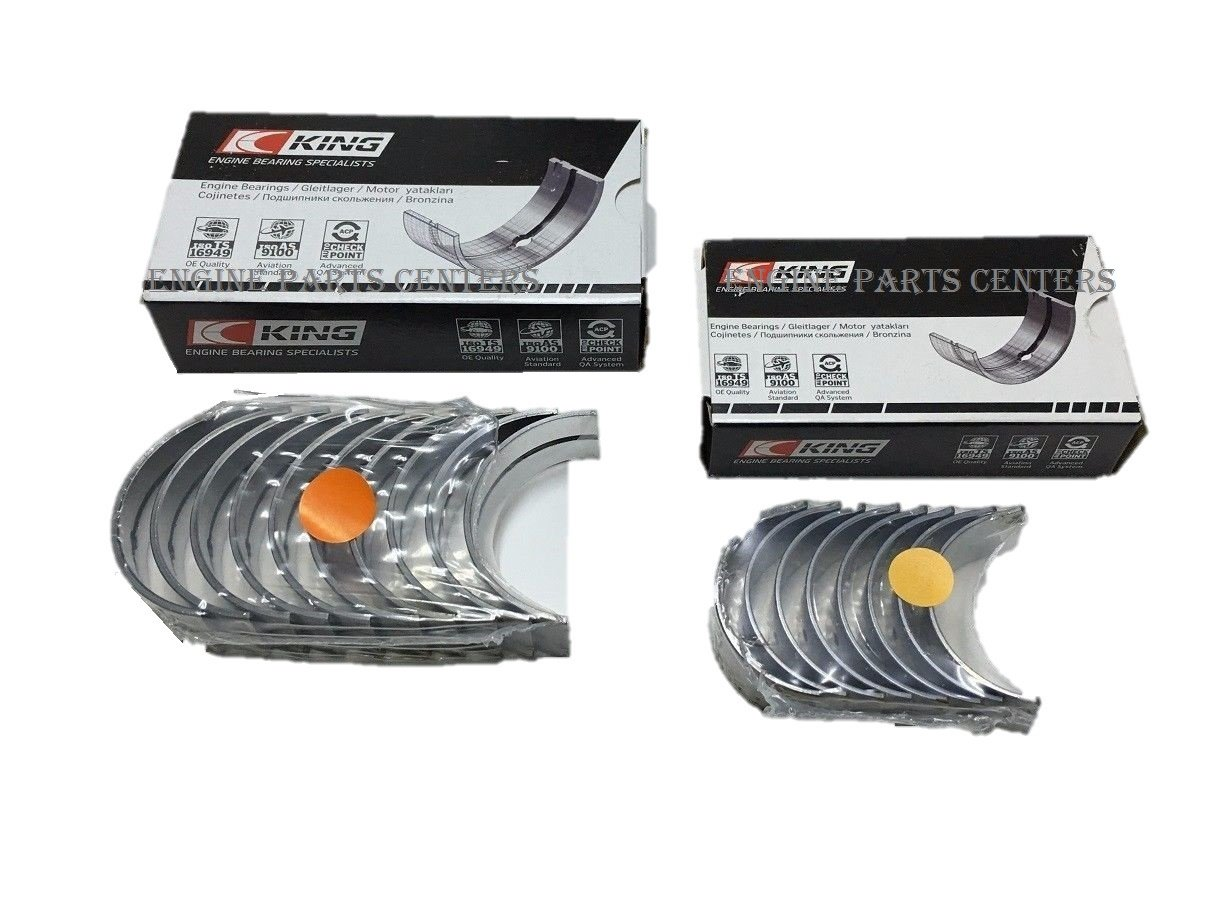 Ford 4.6L 5.4L Windsor KING Rod & Main Bearings 1993-2010 (Over Sizes Available) King Engine Bearings