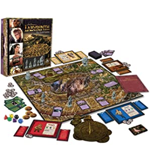 Jim Hensons Labyrinth The Board Game