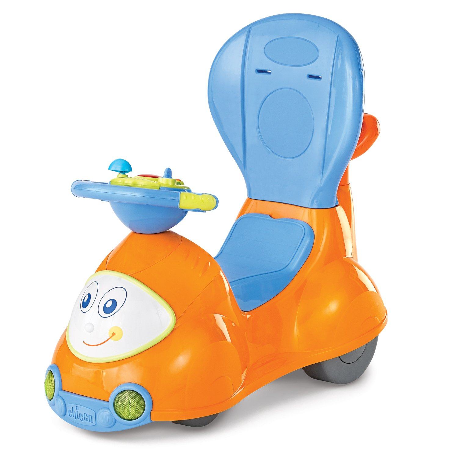 Buy Chicco 4 In 1 Ride Car Orange line at Low Prices in