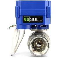 "U.S. Solid 1"" Válvula Motorizada 220V AC (85V-265V"
