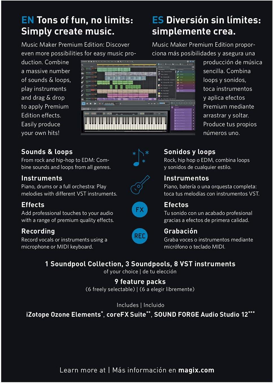 Music Maker – 2020 Control Edition – Mucho más que un simple teclado.