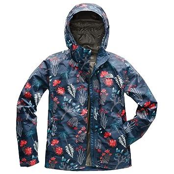 d6095e2536 THE NORTH FACE Print Venture Jacket Women Blue Wing Teal Joshua Tree Print  Größe XS 2019