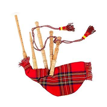 776d657c0 Tartán Ciudad NUEVO Heritage de escocés Junior JUGABLE Gaitas Juguete Mejor  Para Niños: Amazon.es: Instrumentos musicales