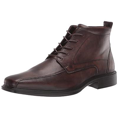 ECCO Men's Minneapolis Boot, Cocoa Brown: Shoes