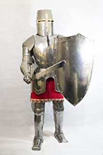 Full Size and Fully Wearable Knights Templar Suit of Armour & Full Size Wearable Knights Templar Suit of Armour: Amazon.co.uk ...