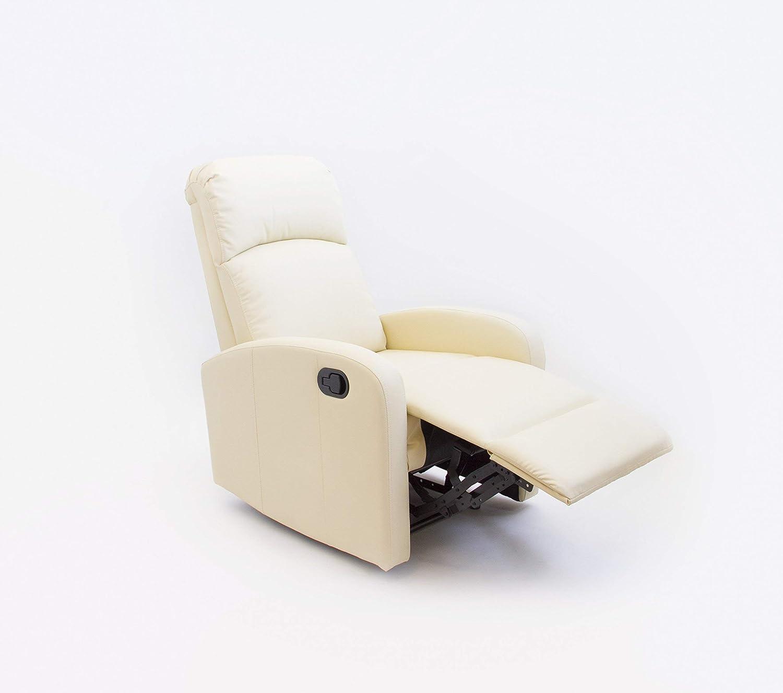 Astan Hogar Confort Sillón Relax con Reclinación Manual, Tapizado ...