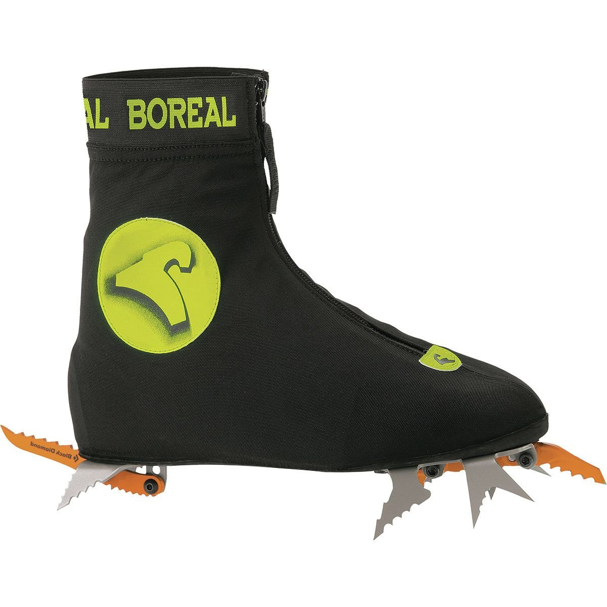 [Boreal] メンズ 47275-105 US 10.5/UK 9.5 ブラック B0768KV1YF