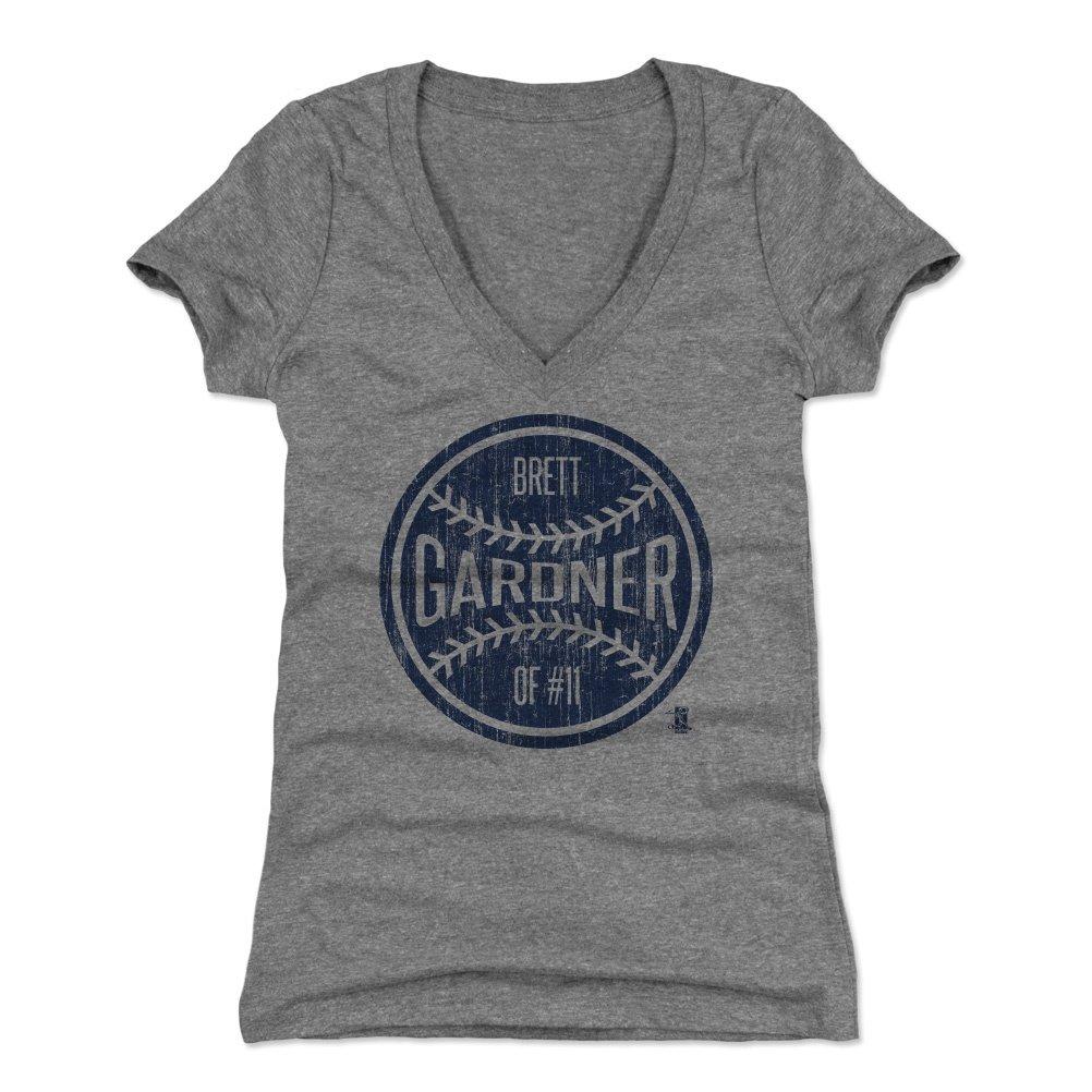 Brett Gardner Women s Shirt - New York Baseball Women s Apparel - Brett  Gardner New York Ball 608d1b95762