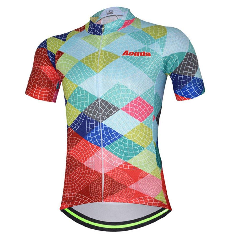 Uriah Women's Bicycle Jersey Short Sleeve Reflective Aogda