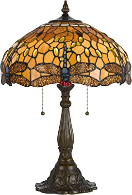 Duffner And Kimberly Viking Table Lamp Tiffany Lamps On