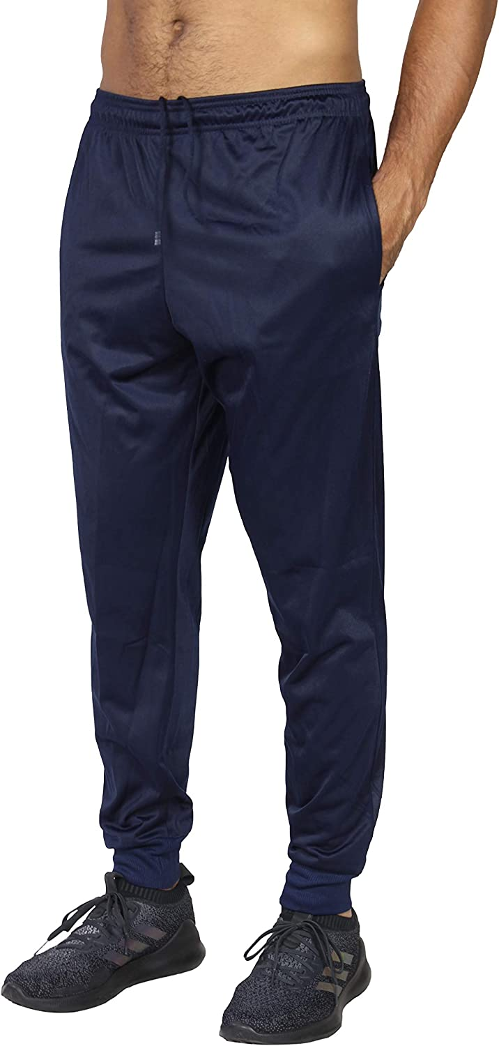 Boys Active Athletic Casual Jogger Sweatpants with Pockets Real Essentials 3 Pack