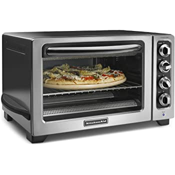 Amazon Com Kitchenaid Kco222ob Countertop Oven Onyx
