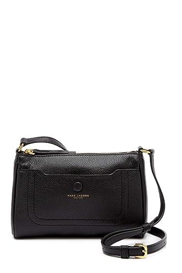 2954015b4 Amazon.com: Marc Jacobs Empire City Leather Crossbody Bag: Shoes