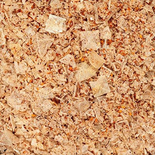 (The Spice Lab No. 95 - Cyprus Chili Pepper Salt - Flake - Gluten-Free Non-GMO All Natural Premium Gourmet Salt - 4 oz Resealable Bag)