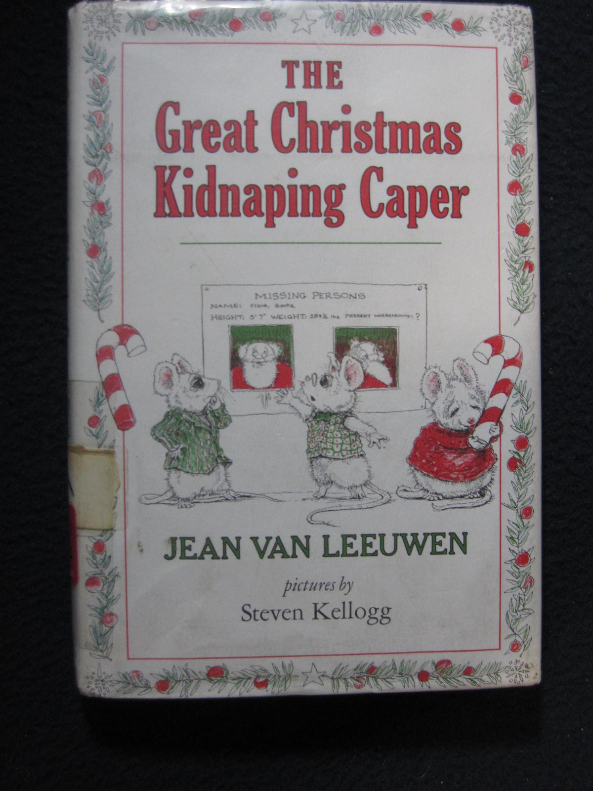 Download The Great Christmas Kidnapping Caper pdf epub