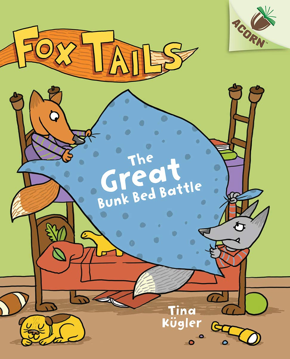 Amazon.com: The Great Bunk Bed Battle: An Acorn Book (Fox Tails #1 ...
