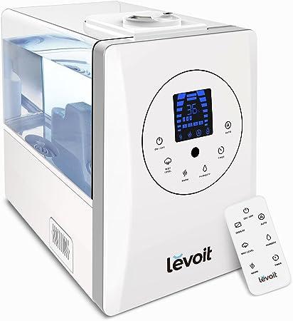 Levoit Humidificador Ultrasónico 6L Bebé de