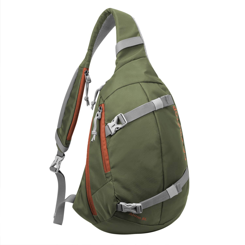 3e4805e6b Amazon.com: Mardingtop Sling Backpack Travel Shoulder Bag Crossbody Pack  for Women Men: Sports & Outdoors
